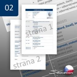 Šablona 02 (CZ) - Word 2003