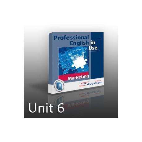 PEIU - Marketing - Unit 06