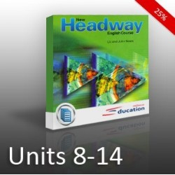 New Headway - Beginners - Unit 08 - 14 - SLEVA
