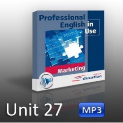 PEIU-Marketing Unit 27 MP3