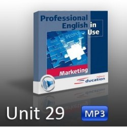 PEIU-Marketing Unit 29 MP3