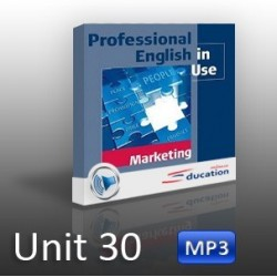 PEIU-Marketing Unit 30 MP3