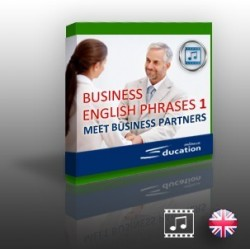 Business English Phrases 1 - Meet Business Partners - multimediální prezentace