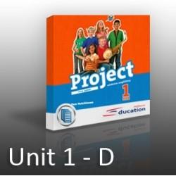 Project 1 - Unit 1 -  D