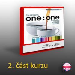 Prezenční kurz Business ONE : ONE - Intermediate - 1. část