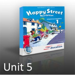 Happy Street New Edition 1 - Unit 01