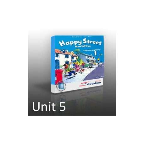 Happy Street New Edition 1 - Unit 01