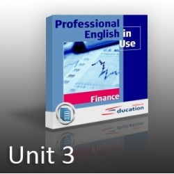 PEIU - Finance - Unit 03